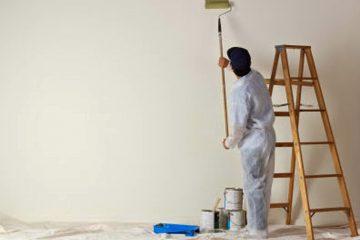 Các lỗi kỹ thuật khi sơn nhà