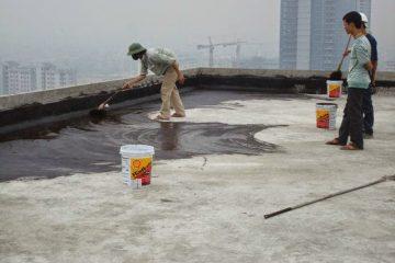 Phương pháp chống thấm trần nhà