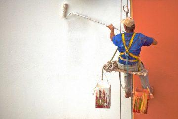 Quy trình thi công sơn nhà
