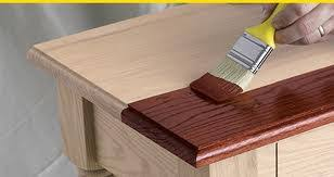 Đồ gỗ nội thất: Nên dùng sơn PU hay sơn dầu?