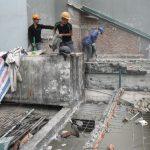 Dịch vụ phá dỡ công trình xây dựng, nhà ở cũ