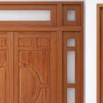 Cách sửa cửa gỗ hiệu quả như mới