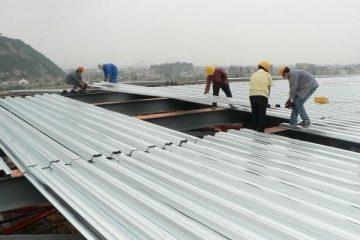 Dịch vụ sửa chữa mái tôn, máng nước UY TÍN, CHẤT LƯỢNG CAO.