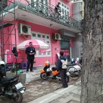 Thi công vách Panel tôn tại số 76 Nguyễn Du