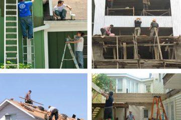 Sửa chữa nhà tại phố Định Công