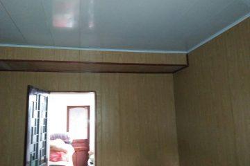 Thi công trần tôn vân gỗ, vách ngăn tôn vân gỗ tại quận Thanh Xuân