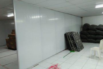Lắp đặt Panel tôn xốp làm vách ngăn văn phòng, nhà xưởng