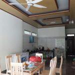 Trần tôn vân gỗ, tôn vân gỗ làm trần nhà, làm vách nhà. Dịch vụ thi công chuyên nghiệp, uy tín, giá rẻ