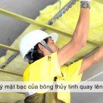 Trần chống nóng. Dịch vụ thi công trần chống nóng hiệu quả, giúp tiết kiệm điện, cải thiện đời sống.
